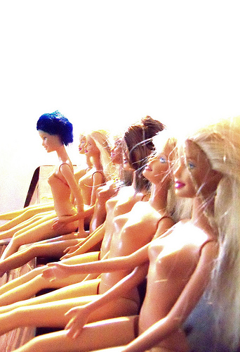 Barbie Dolls Conformity