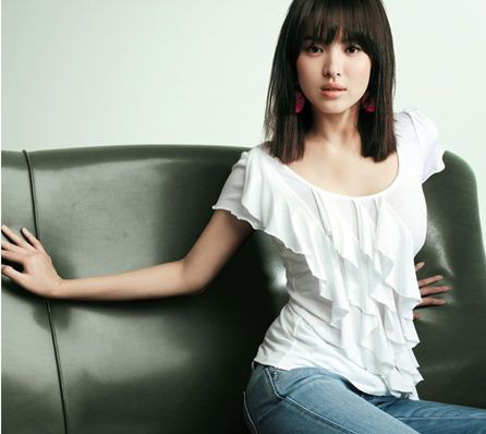 Song Hye-gyo sofa