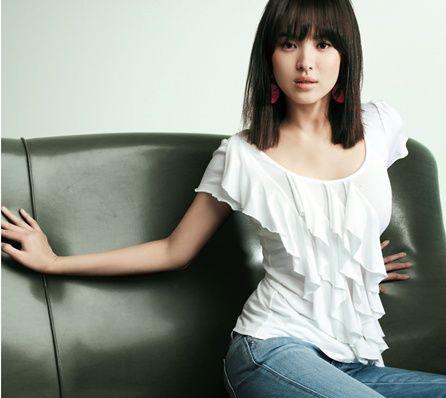 Song Hye-gyo sofa