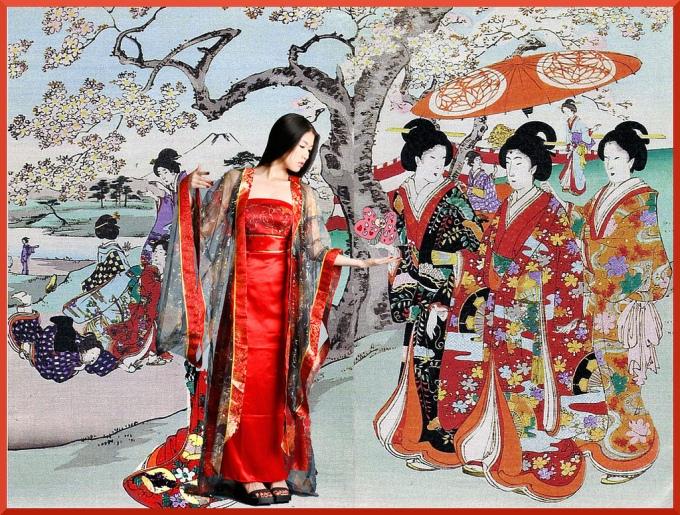 Oriental Girls