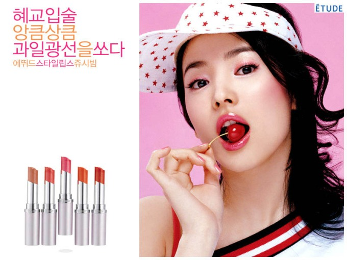 korean-etude-advertisement-song-hye-gyo