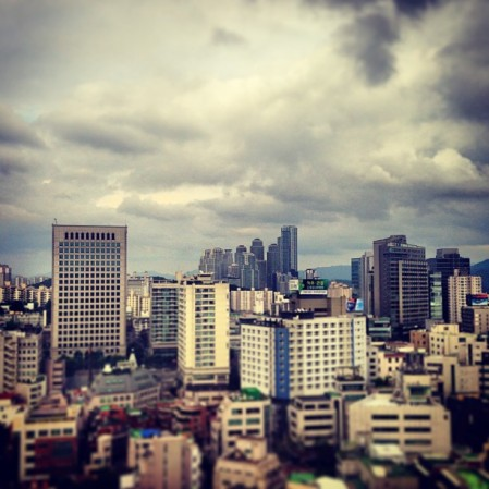 Seoul Tiltshift
