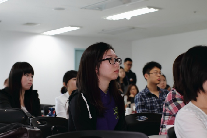 Korean Female University Student