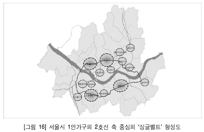 the-single-belt-of-one-person-households-around-subway-line-no-2-in-seoul
