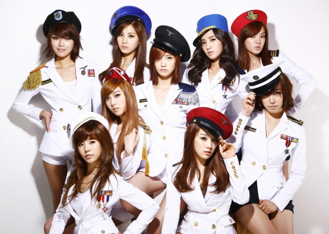 Girls' Generation... Korean Teens are Sweet and Innocent