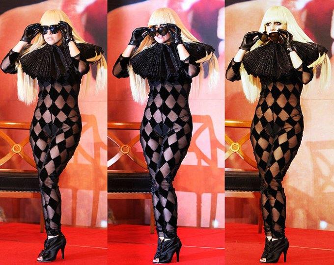 Lady Gaga Seoul