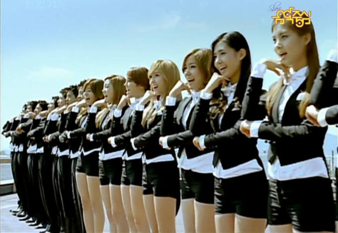 Girls' Generation Shinhan Card Commercial