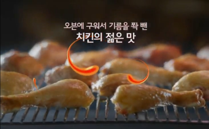 Kara Cob Chicken Advertisment Objectification