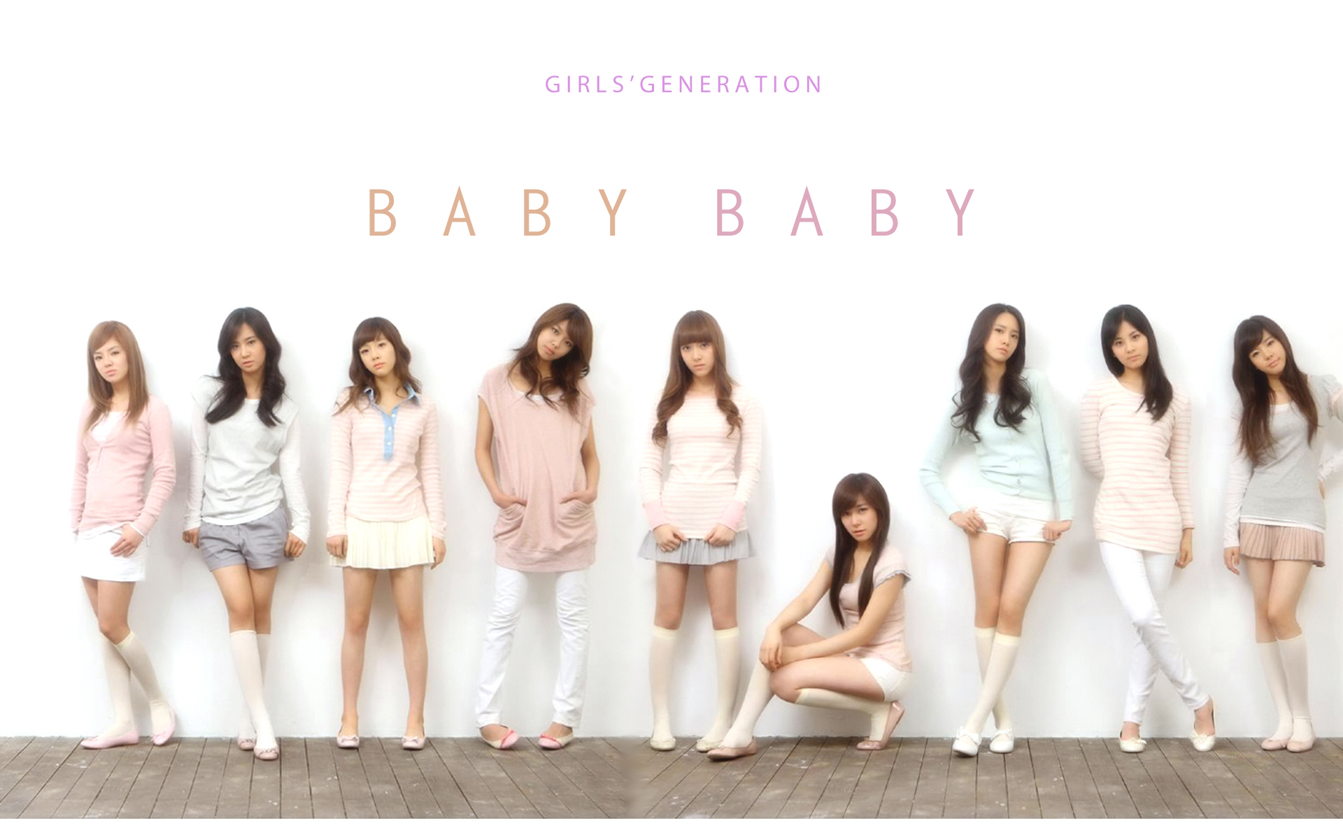 Girls' Generation Baby