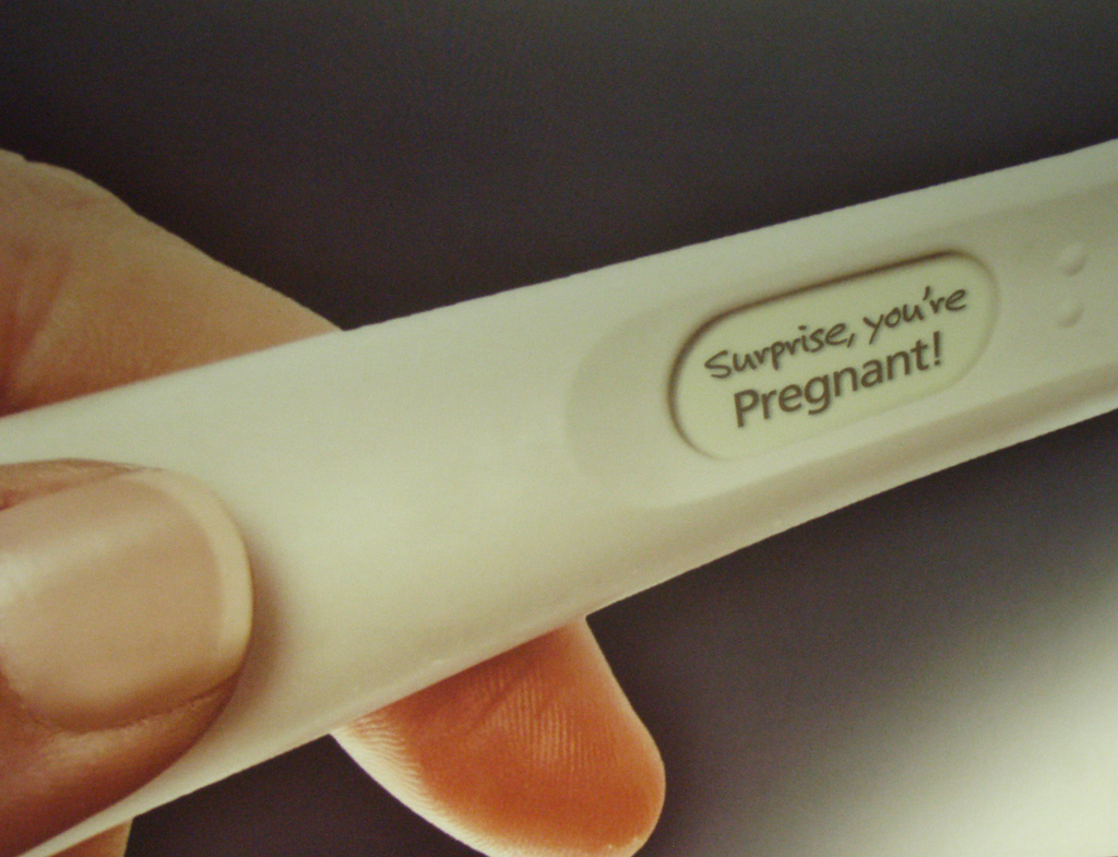 surprise youre pregnant telecommunications industry