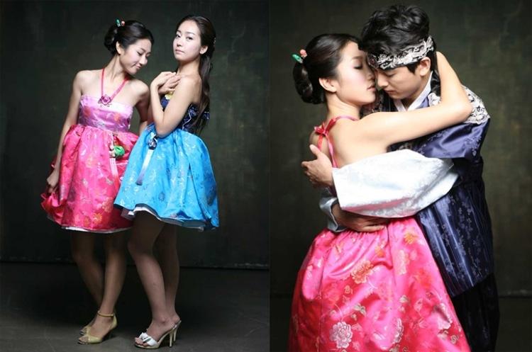 Were not korean girl teen dress sexy