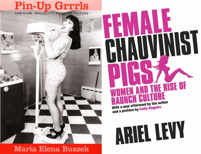 Female chauvinist pigs essays