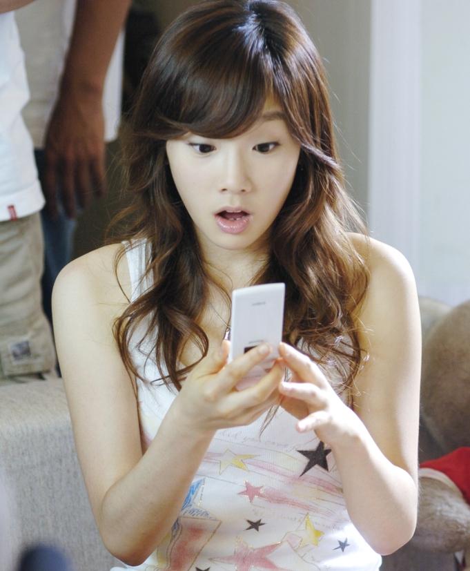 Girls' Generation Shocked