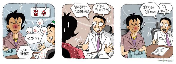 Korean OBGYNs