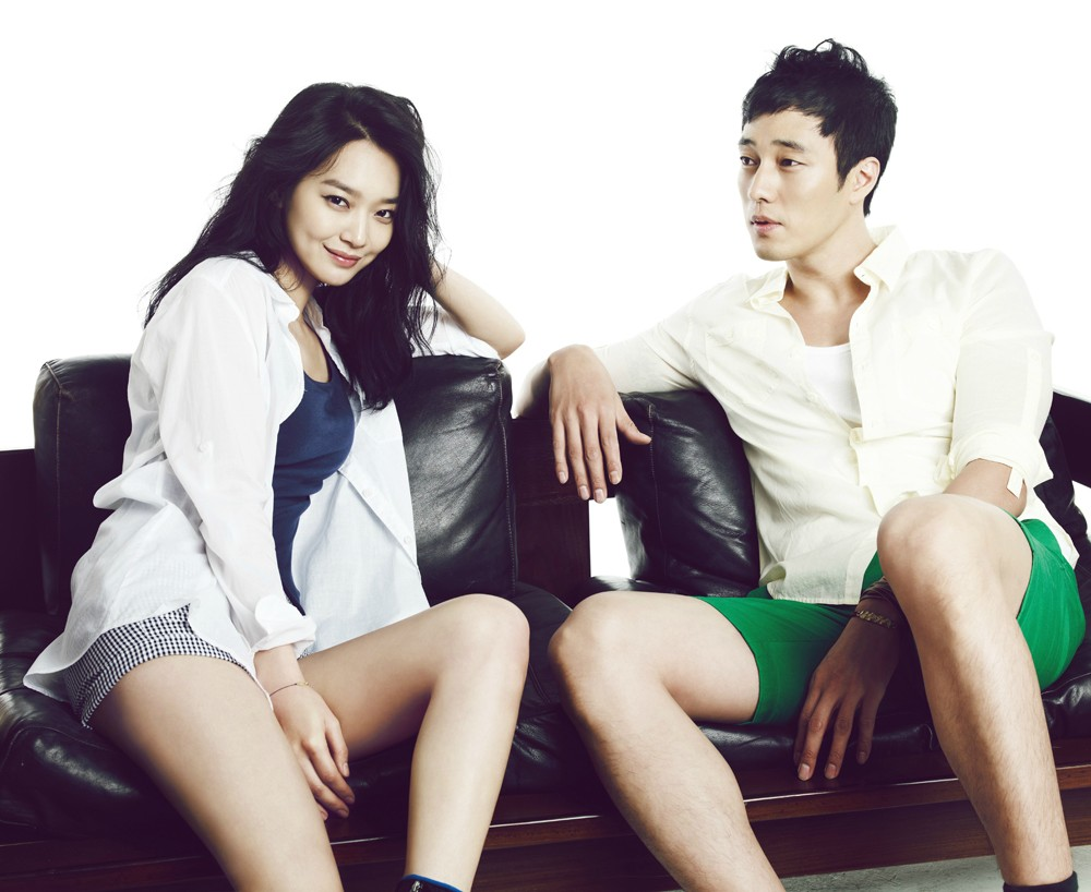 Shin Min-a So Ji-sub Gender Advertisements Reversed Licensed Withdrawal