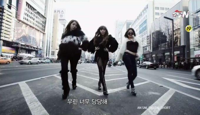 SNL Korea Plastic Face 8