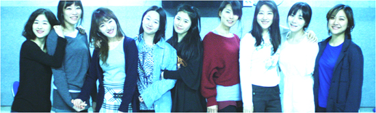 10 Girls ChoonHyang Cast