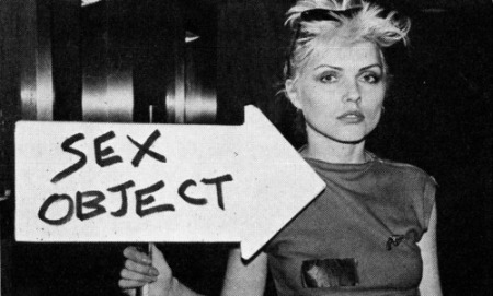 Debbie Harry Sex Object