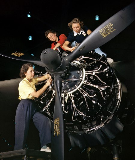 world war 2 women workers