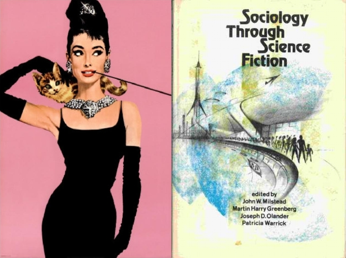 Audrey Hepburn Sociology Through Science Fiction
