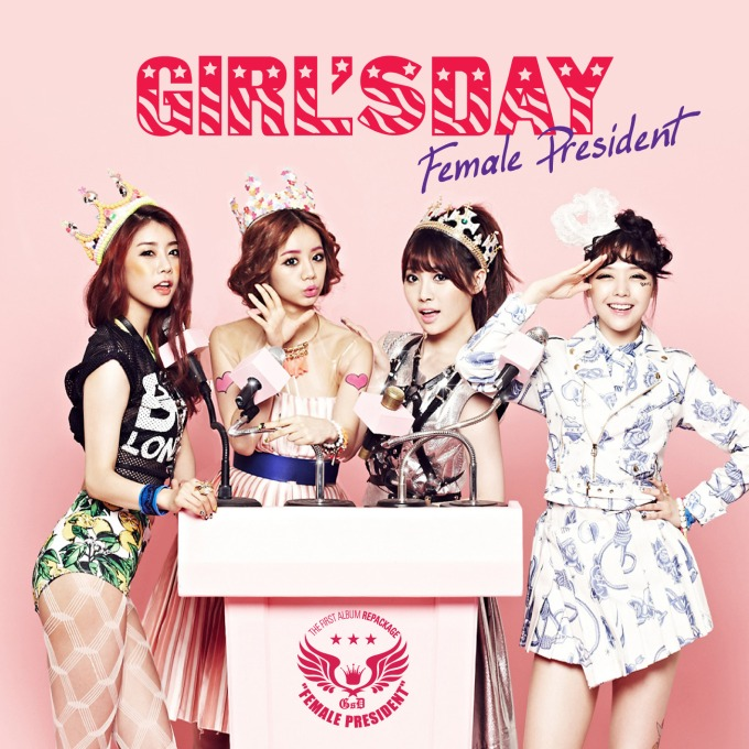 Girl's Day Female President
