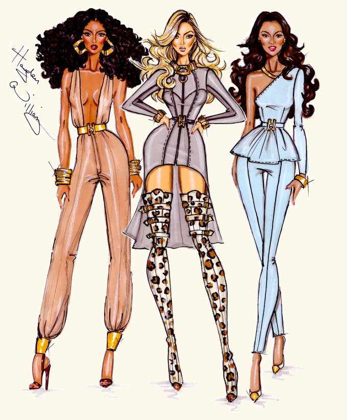 Destiny's Child by Hayden Williams
