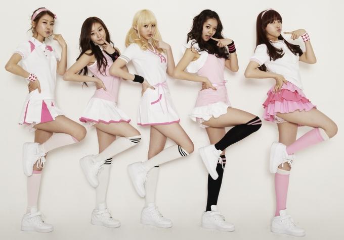 Girl's Day Lolita Complex