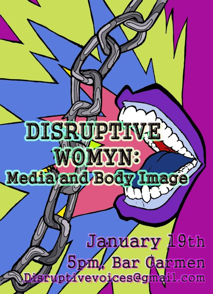 Disruptive Women Media and Body Image