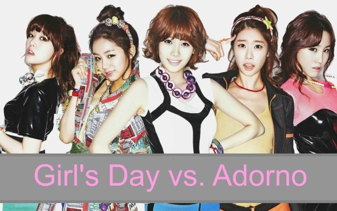 Girl's Day Adorno