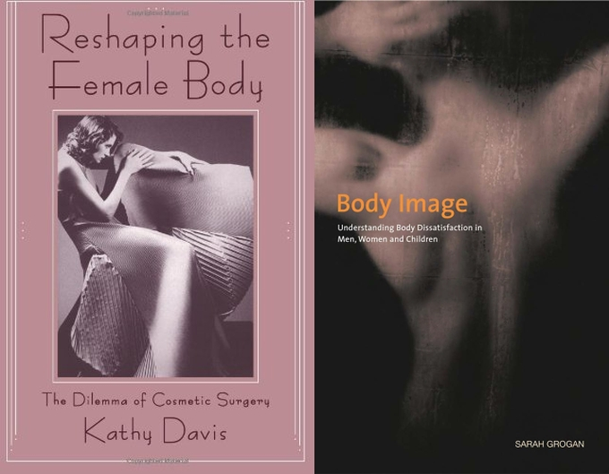 Reshaping the Female Body, Body Image