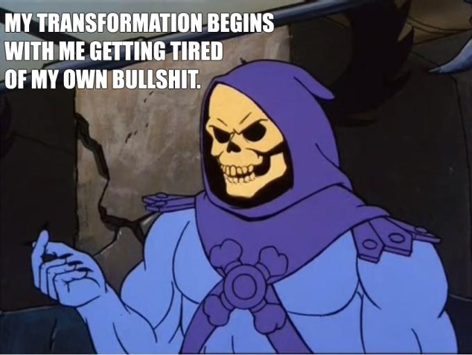 skeletor bullshit