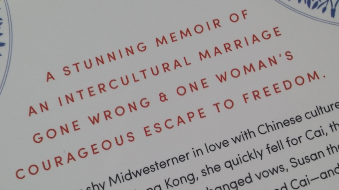 Good Chinese Wife back cover
