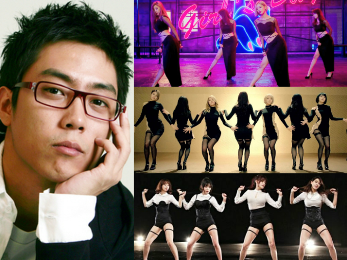 Eun Ji Won Worries That There Are Too Many Sexy Concept Girl Groups