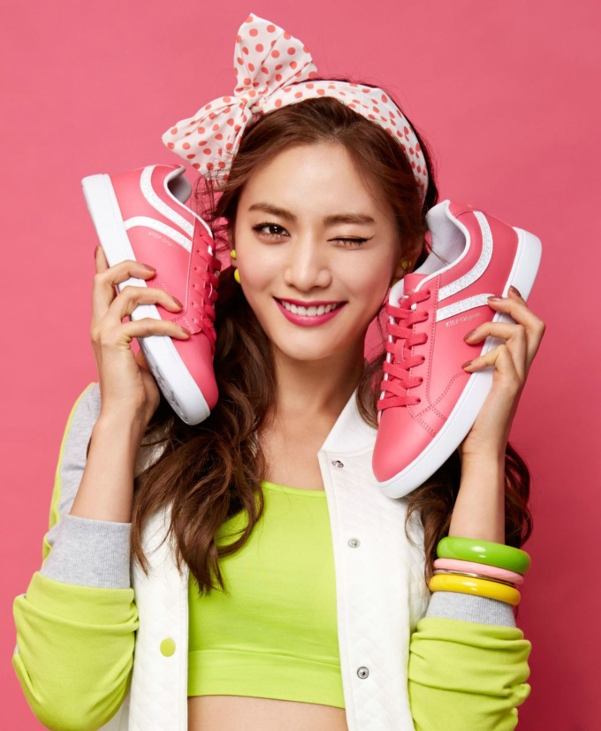 After School Nana - Xtep 2015
