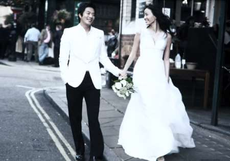 kwon sang woo son tae-young pregnancy marriage
