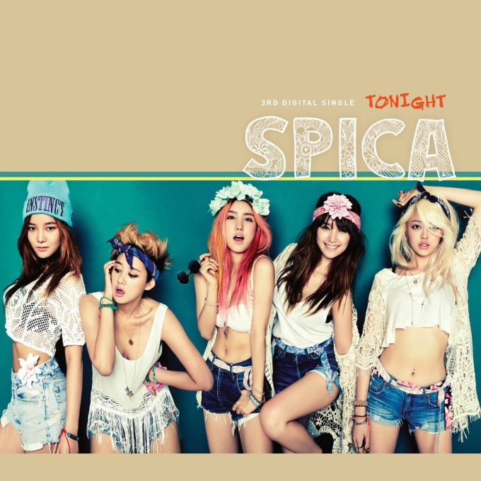 SPICA Tonight Cover